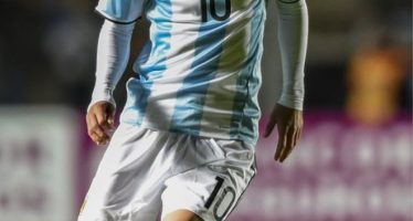 Messi hat-trick takes Argentina to World Cup