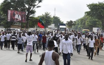 'Any person involved in Nnamdi Kanu's detention will die' says IPOB