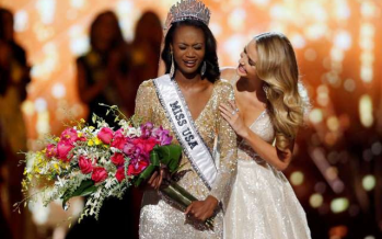 Female army officer crowned miss USA