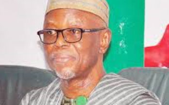 Buhari's integrity more important than his age difference – Oyegun replies PDP