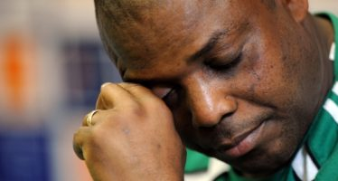 Former Super Eagles coach, Stephen Keshi dies at 54
