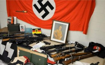 Brothers Had Bomb Guide And Nazi Items At Home