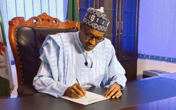 President Buhari Off To London For Medical Treatment