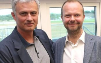 Jose Mourinho: Man Utd manager reduces role at Old Trafford charity game