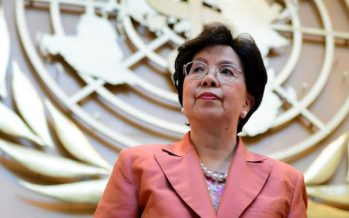 Record showing for China on 'power women' list