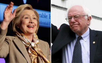 Clinton Starts Talks With Sanders Over Unity