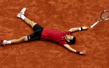 Novak Djokovic beats Andy Murray to win first French Open title