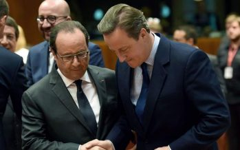 Downbeat PM Forced To Bring Brexit News To EU