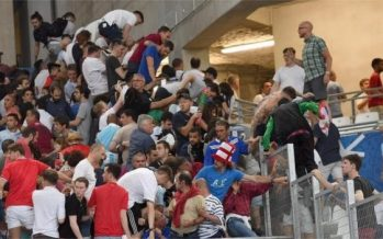 Euro 2016: Marseille clashes leave Britons in hospital