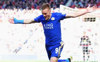 Arsenal want to sign Jamie Vardy after Manchester United pass on striker