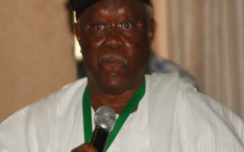 National Chairmanship tussle: Lagos PDP endorses Bode George