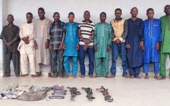 NIGERIA POLICE FORCE DISMANTLES KIDNAPPING NETWORK IN KADUNA AND ENVIRONS