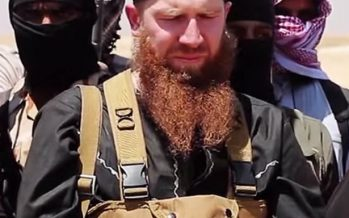 Top IS commander Shishani killed in Iraq