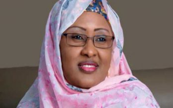 You cannot hide under immunity clause, Aisha Buhari blasts Fayose