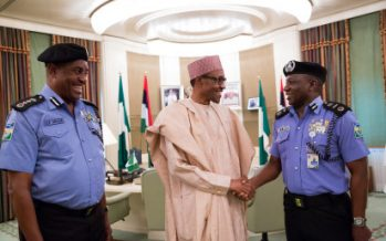 Nigeria Police recover 19 cars, SUVs from ex-IGP Arase