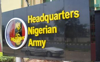 Gongon Ambush: Army Says Commanding Officer, 17 Others Missing