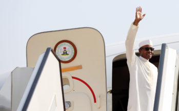 Niger Proclamation Day: Buhari travels with three govs
