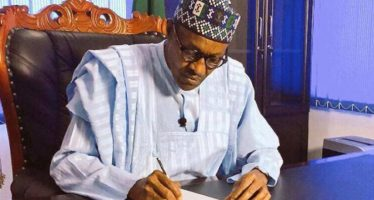 Buhari signs eight bills into law