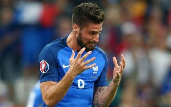 Napoli would be a good fit for Arsenal striker Olivier Giroud – agent
