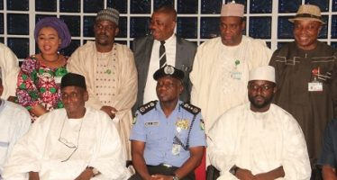 IGP HOLDS INTERACTIVE SESSION WITH MEMBERS OF NATIONAL ASSEMBLY