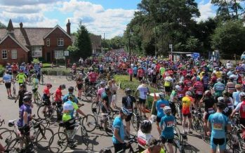 RideLondon-Surrey: Two riders hurt in separate crashes