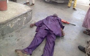 Man Dies While Trying To Purchase Fuel At A Filling Station In Kano