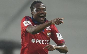 BREAKING: Ahmed Musa rejoins CSKA Moscow