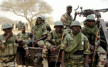 Troops recover cache of arms and ammunitions in Gamboru