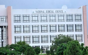 New Policy: NJC bars judges from accepting gifts but introduces a pall of secrecy
