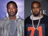 Ray J doing all he can to stay relevant, calls kanye a hypocrite