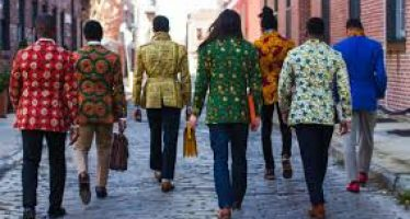 Real African Men's Fashion