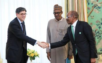 Look for home grown solutions, PMB urges African bank chiefs