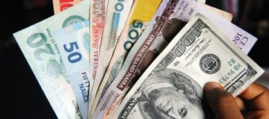 Naira falls to N307 at CBN rate – lowest ever