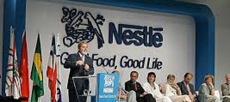 nestle unethical practise Nestlé company has interests in it is important to expose the unethical practices of specific companies as and nestle is able to retain its.