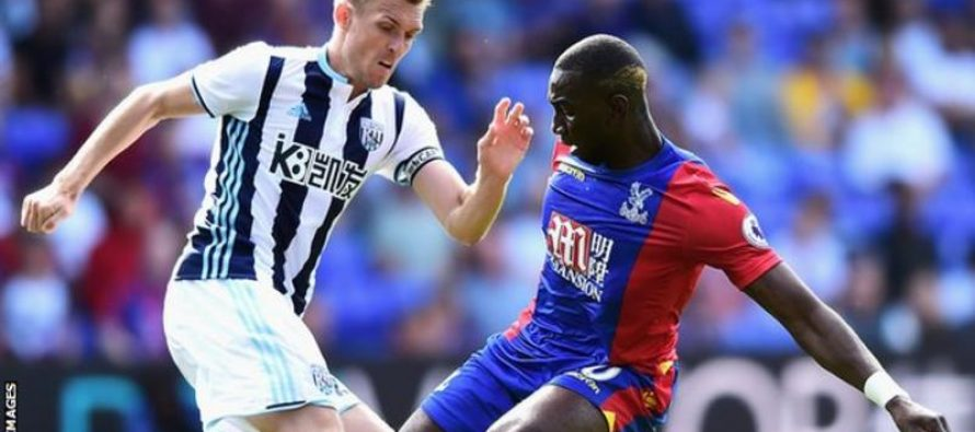 Yannick Bolasie: Everton sign midfielder from Crystal Palace for £25m