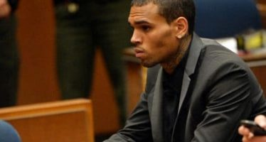 Chris Brown reacts to the slave trade in Libya