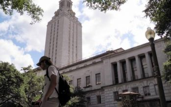 Texas allows guns in college classrooms under new law