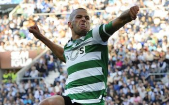 Islam Slimani: Leicester City sign Sporting Lisbon forward