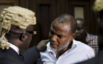 Release Kanu now or face our wrath, Soludo, Utomi, other Igbo leaders urge Buhari