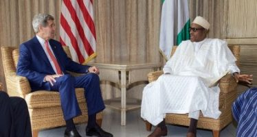 Kerry to meet with Buhari in Abuja today