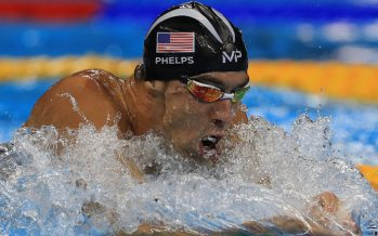 Michael Phelps makes it 22 Olympic gold medals in 200m individual medley