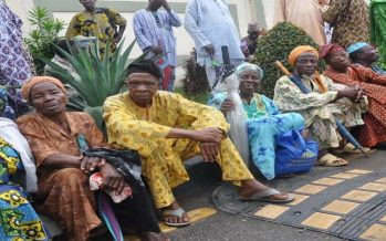Pensioners appeal to AGF over non-payment of 12 months' arrears