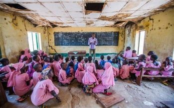 FG, Global outfit deploy $100m for educational support in North
