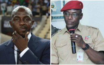 You are a fraud, cheat, Siasia blasts sports minister