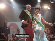 Hannah Agboola and Teedum Nke-ee  crowned Miss and Mr Nigeria UK 2016