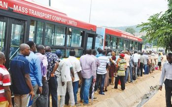 Abuja commuters stranded as mass transit workers strike over 5-month unpaid salary