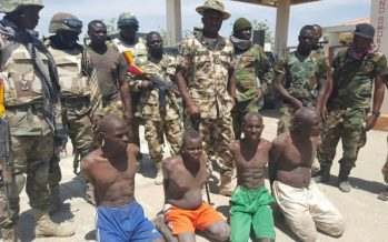 Boko Haram members plan to join army – DSS