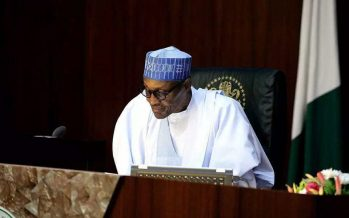 Buhari orders 'special promotion' of arms probe panel members
