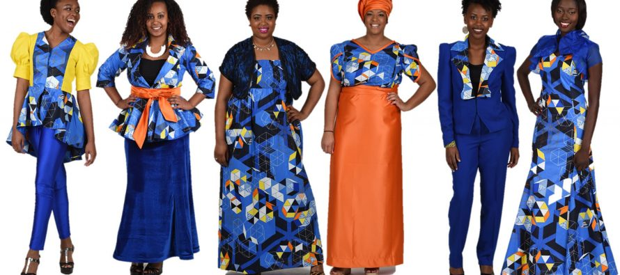 "Preserving the ""African-ness"" in African fashion"