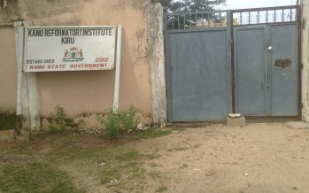 EXCLUSIVE- How 150 female drug addicts assaulted security operatives in Kano reformatory